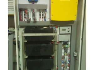 Fuel Cell CHP Control System