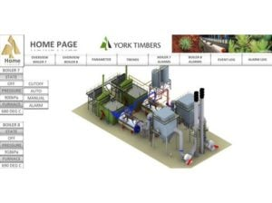 Biomass Control Systems