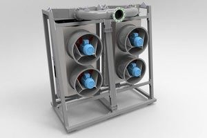 Specialised heat exchangers