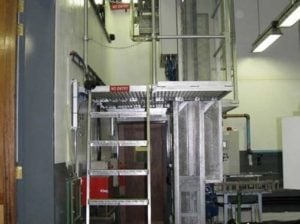 Element Holder Automatic Loading & Storage System