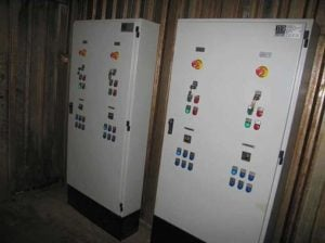 PLC Based Timber Drying Control System